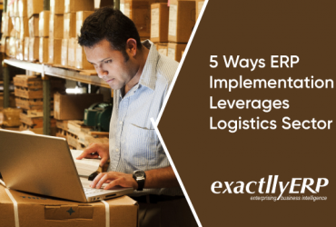 5-ways-ERP-implementation-leverages-logistics-sector