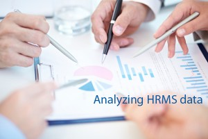 Analyzing-HRMS-data