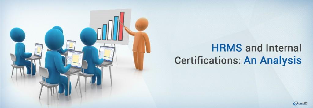 Internal Certifications