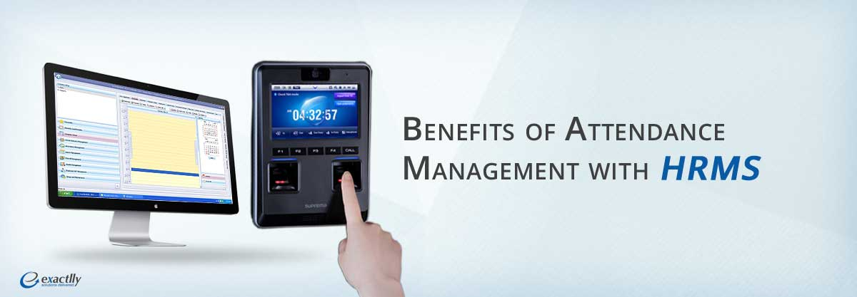 Attendance Management using HRMS | HRMS Software