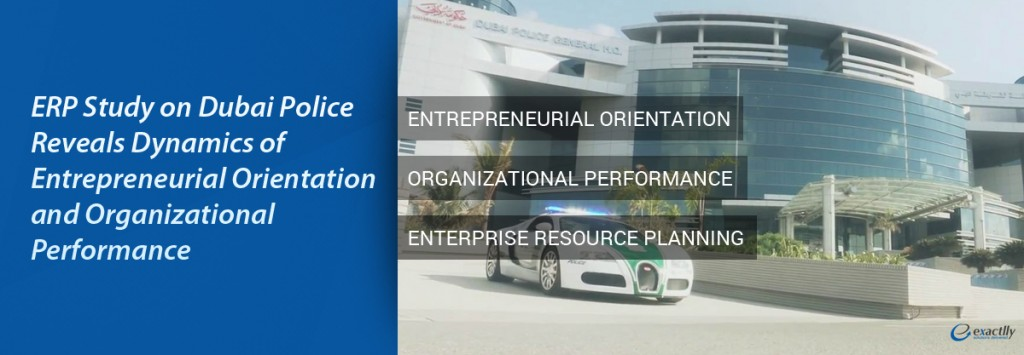 ERP Study on Dubai Police