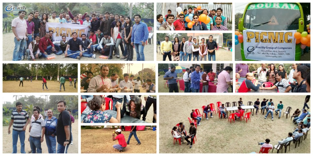 Exactlly Annual Picnic 2015