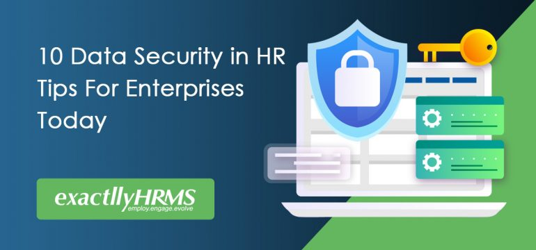 data security in HR