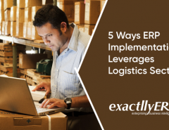 5-ways-ERP-implementation-leverages-logistics-sector