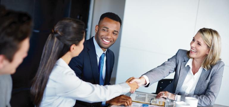 Accentuate Customer Satisfaction