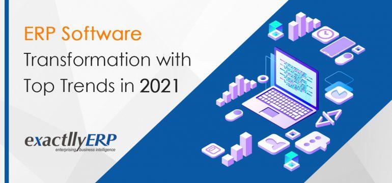 erp software transformation