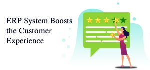 ERP System books the Customer Experience