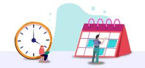 Employee scheduling attendance management