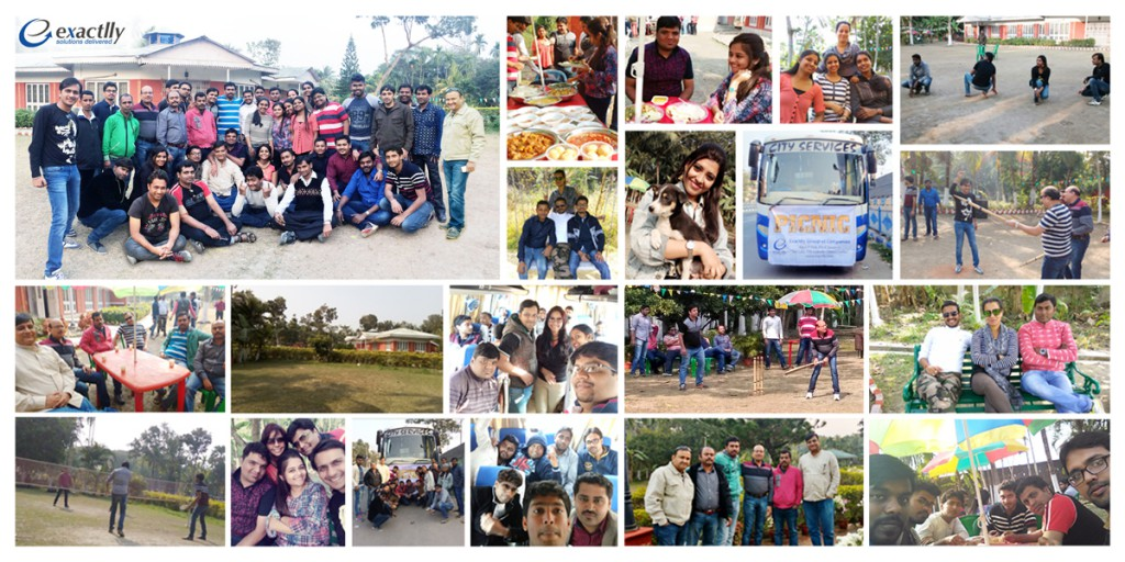 Exactlly annual picnic 2017