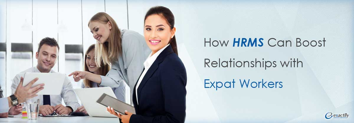 Expat workers