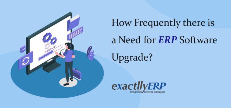 ERP Software Upgrade