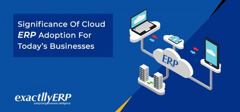 cloud ERP adoption