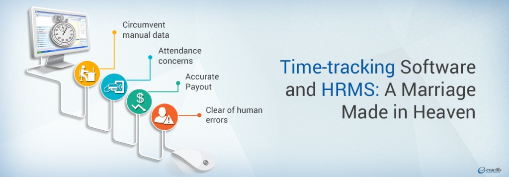 Time-tracking Software and HRMS