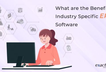 Industry specific erp software