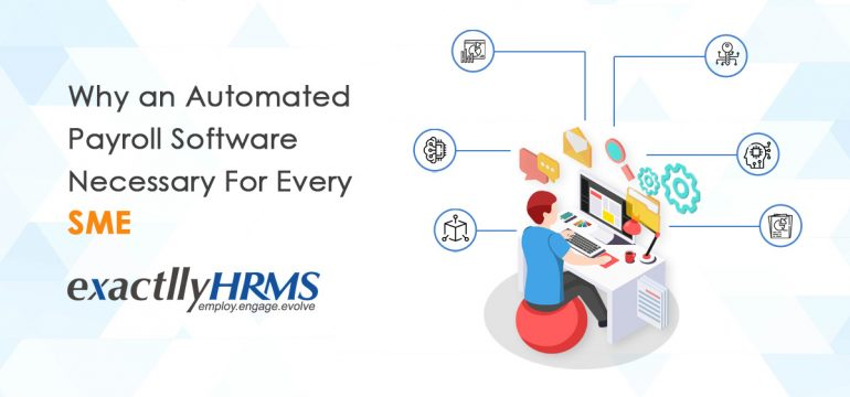 automated payroll software