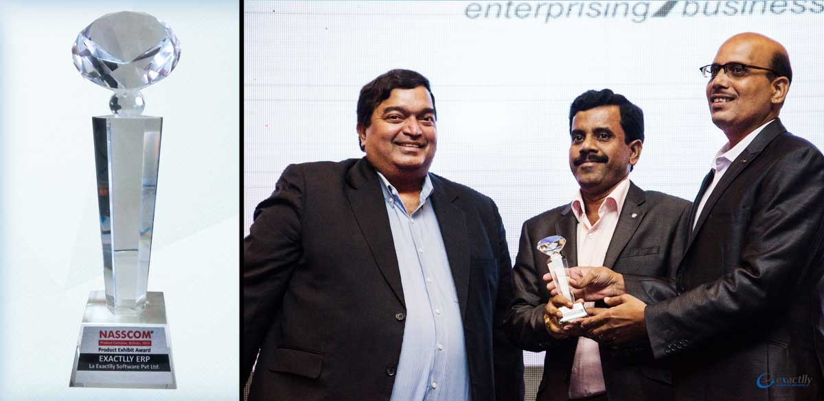 Product EXHIBIT Award